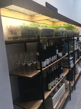 Wine, Chef's Table