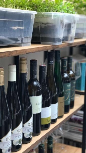 Chef's Table wine